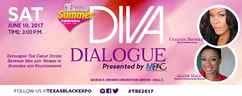 TBE 2017 Diva Dialogue Banner